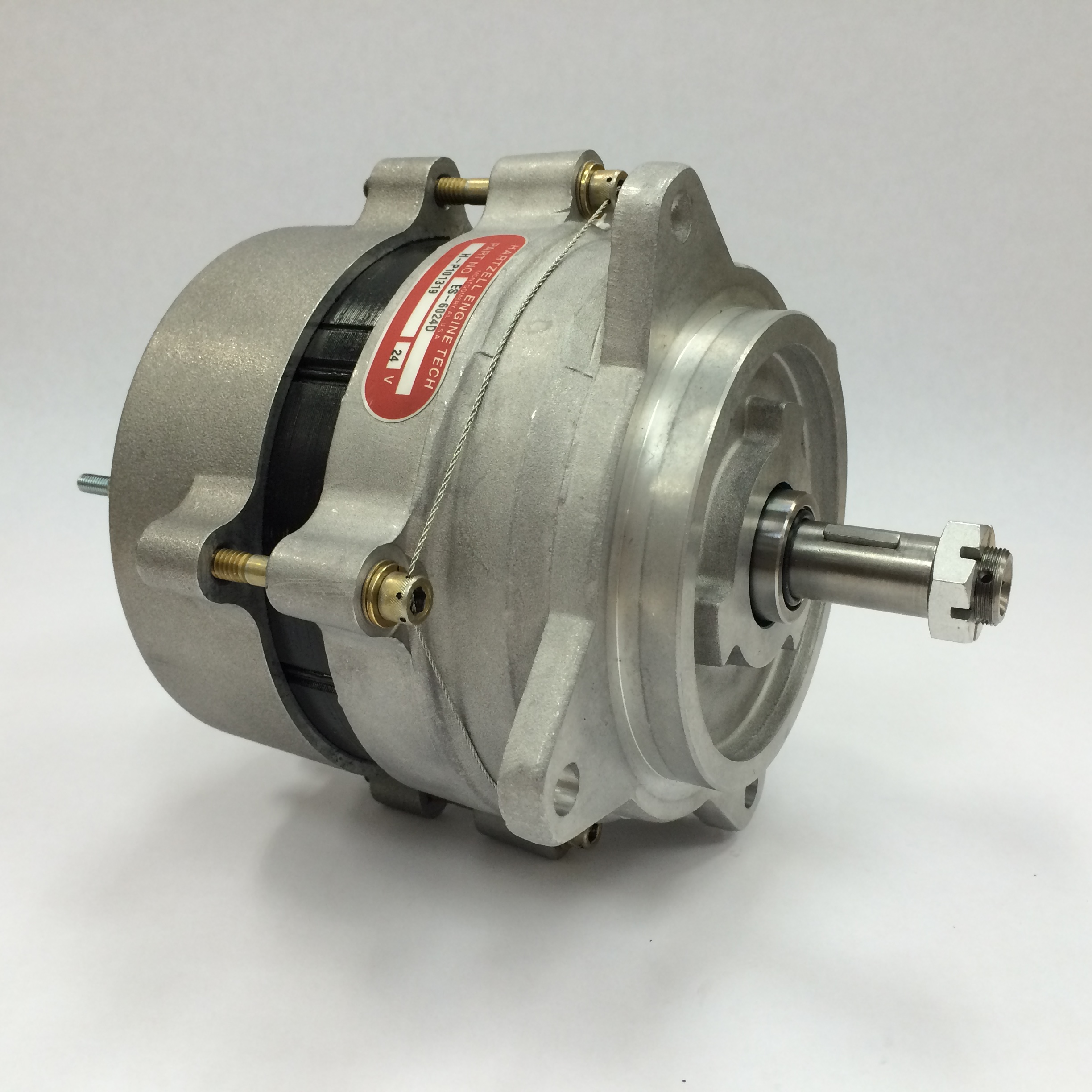 Hartzell engine technologies introduces a new 60a direct drive new het es 6024d alternator asfbconference2016