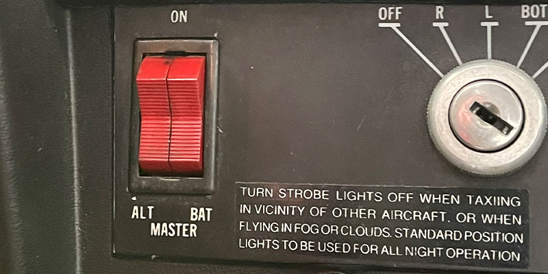 There's a reason it's called the Master Switch.